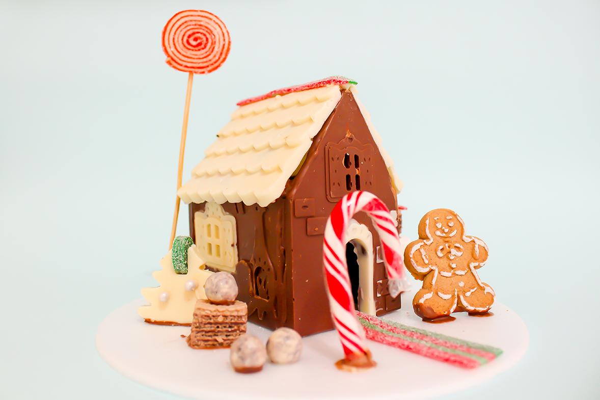 dulces casitas